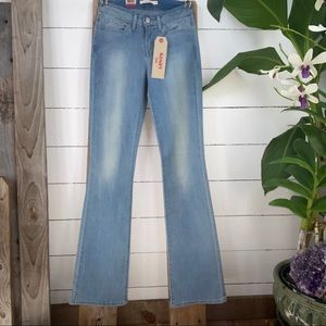 Levi's NWT 715 Bootcut Women's Jeans